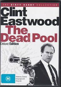 Clint Eastwood - The Dead Pool - DVD