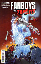 FANBOYS VS.ZOMBIE #17 New Bagged