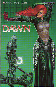 DAWN #4 (of 6) - 1997 - Back Issue
