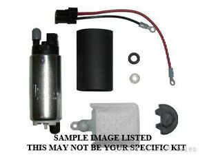WALBRO 190 LPH FUEL PUMP + KIT ACURA INTEGRA 94-01 B18