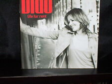 DIDO LIFE FOR RENT - AUSTRALIAN CD NM