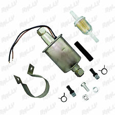 112 NEW E8012S UNIVERSAL ELECTRIC FUEL PUMP 11 PSI  WITH INSTALLATION KIT