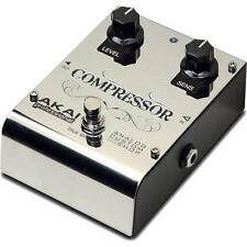 Akai Compressor Analog Guitar Effect Pedal