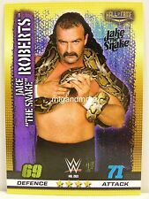 "Slam ATTAX - #263 Jake ""The Snake"" Roberts - 10th Edition"