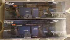 2 Pack SIG SAUER Patrol Airsoft Rifle & Spring Pistol Kit. 4 total airsoft guns!