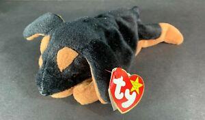 Vintage 1996 Ty BEANIE BABIES DOBY Plush Stuffed Animal