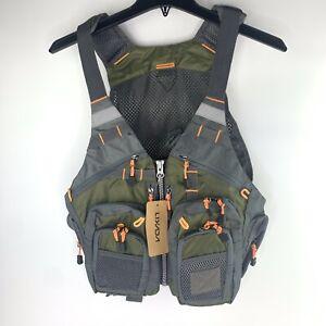 Lixada Fly Fishing Vest,Fishing Safety Jacket Breathable