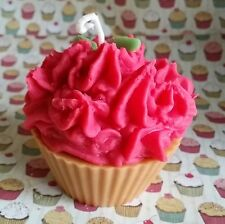 Baked Apple Cupcake Soy Wax with Soy wax Dessert candles that looks YUMMY!
