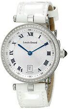 Louis Erard Women's 1931 Diamond Quartz Watch Stainless Case Sapphire Window
