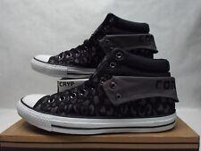 New Mens 12 Converse CT PC2 Mid Phantom Gray Black Canvas Shoes $70 141815F