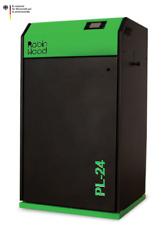 Heizkessel Robin Wood PL24 Nennleistung: 26,5 kW BAFA förderfähig Pellet Kessel