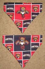 Florida Panthers Dog Bandana - 5 sizes XS - XL