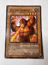 Berserk Gorilla - Ioc-013 - Rare - Unlimited Edition Read