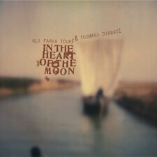 In the Heart of the Moon by Ali Farka Touré/Toumani Diabaté (Vinyl, Sep-2005, World Circuit (USA))