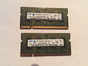 XEROX Color 560 MEMORY M470T2864EH3-CF7  2GB (2 x 1 GB)