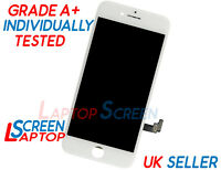 For iPhone 8 LCD Display Touch Screen Digitizer Replacement Assembly White UK
