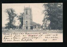 Northants WARKTON Church c1905 unposted PPC