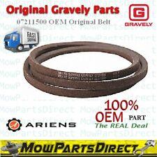 Ariens Gravely OEM Lawnmower V-Belt 07211500 ORIGINAL FAST SHIPPING