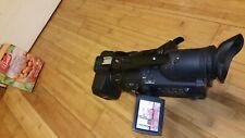 Panasonic AG‑HVX200 3CCD Camcorder P2 HD Card miniDV 52 Tape Hour Video Camera
