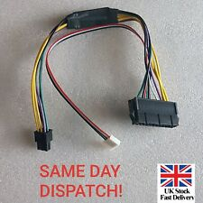 ATX 24pin to Motherboard 2port 6pin Power Supply Cable for HP Z220 Z230 SFF