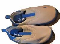 NEW Speedo Water Shoes Kids - Junior Boys' Aquaskimmer Water Shoes Small