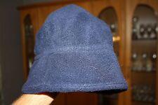 edler dunkelblauer Hut in Samt, f. kleine Damen **TOP**