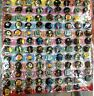 The Nightmare Before Christmas 25MM 108 pc LOTS PIN BACK BADGES BUTTONS NEW BAG