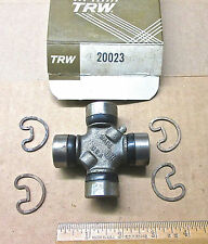 Made in USA new u-joint 1952-1980 Triumph, 1960-1969 Austin Healy TRW 20023