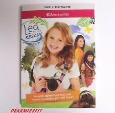 AMERICAN GIRL LEA DVD - LEA TO THE RESCUE
