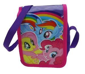 MY LITTLE PONY SHOULDER BAG BACKPACK DISPATCH BAG KIDS NURSERY SCHOOL NEW