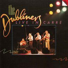 THE DUBLINERS Live In Carre, Amsterdam CD Album 1985 RAR & WIE NEU Irish Folk