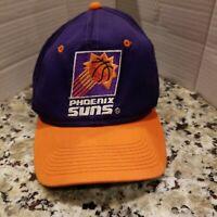 Phoenix Suns Vintage GCC Cap Youngan snapback hat cap  NBA purple orange