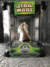 "Stars Wars Figures Luke Skywalker & Princess Leia ""swing to freedom"""
