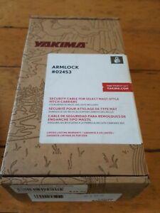 NEW YAKIMA  ARMLOCK SECURITY CABLE # 02453