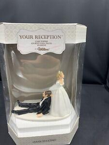 Wilton Wedding Cake Topper Now I Have You NIB