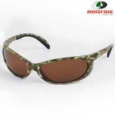 Mossy Oak Oxbow Polarized Sunglasses- MOINF/Amber