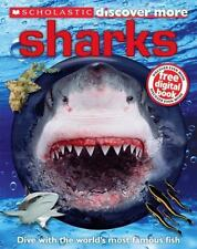 Scholastic Discover More: Sharks-ExLibrary