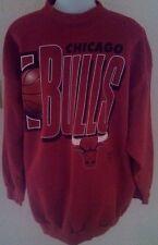 Vintage Chicago Bulls Sweatshirt 2XL 2X XXL Crewneck michael jordan 90s rodman