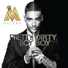 Maluma Pretty Boy Dirty Boy 2 Bonus Tracks CD 2015
