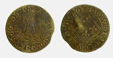 s276_35) Nuremberg counter token Ship token - Nürnberg