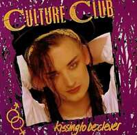 Culture Club - Kissing To Be Clever (LP, Album) Vinyl Schallplatte - 85949