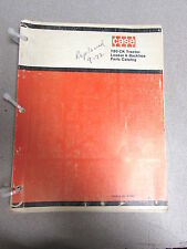 Case 780 CK Tractor Loader & Backhoe Parts Catalog Manual A1164 1971