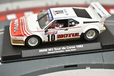 88180 FLY CAR 1/32 CAR MODEL BMW M1 TOUR DE CORSE 1982 DARNICHE-MAHE A-1303