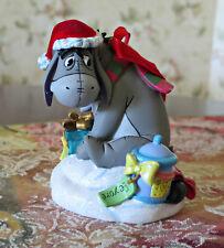 DISNEY STORE EEYORE SKETCHBOOK CHRISTMAS ORNAMENT Winnie The Pooh 2010