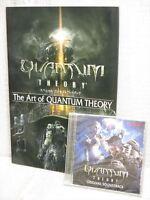 QUANTUM THEORY Special Concept Art Book & Soundtrack CD Ltd