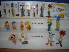 Ue-Ei Komplettsatz 2007 ### Die Simpsons + alle BPZ ###