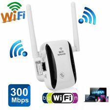 Wireless Repeater Range 300Mbps Wi-Fi Extender Signal Booster Network Ap Router