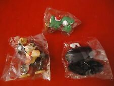 Lot of 3 Nintendo Display Figurines Donkey Kong Yoshi Bullet Bill By Oker Brand