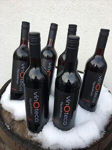 Roter neuer Hotelrest Vinoteca by PuIIman 6x0,75l Pinot Noir Baden 14% vol !!