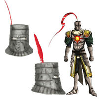 Dark Souls Solaire Helmet Cosplay Costume Props Full Head Mask Halloween Party